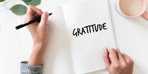 La gratitude, un art de vivre