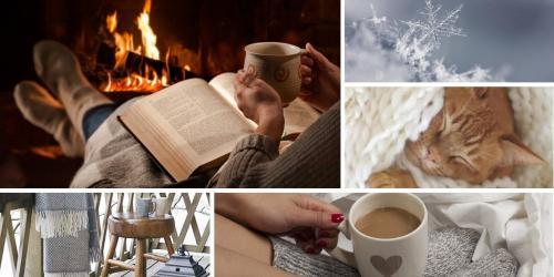 10 façons de contrer la grisaille de janvier